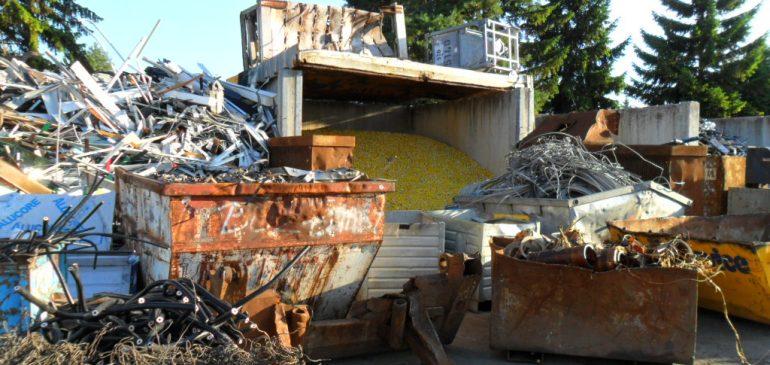 Otkup i zbrinjavanje krutog otpada iz domaćinstava